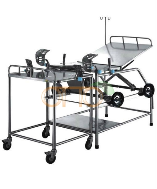 Obstetrics delivery table
