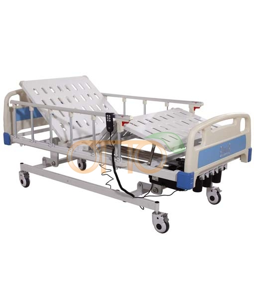 3 function semi-electric hospital bed